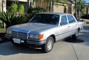 1978 Mercedes-Benz 400-Series 450SEL 6.9