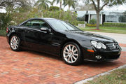 2007 Mercedes-Benz SL-Class SL550 Ultimate Luxury