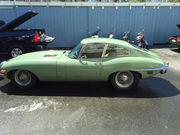 1969 Jaguar E-Typecoupe