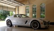 2011 Mercedes-Benz SLS AMG GullWing