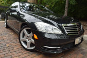 2012 Mercedes-Benz S-Class PremiumLuxury Sedan 4-Door