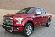 2016 Ford F-150 Platinum Crew Cab Pickup 4-Door